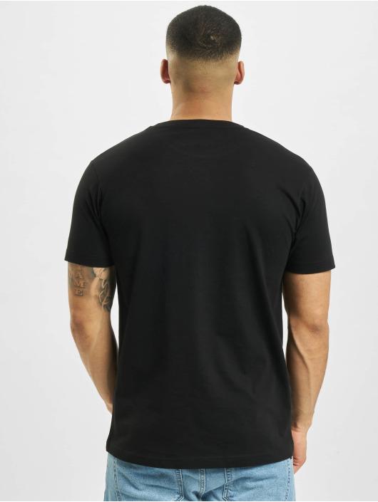 Mister Tee T-shirt Love Cactus svart