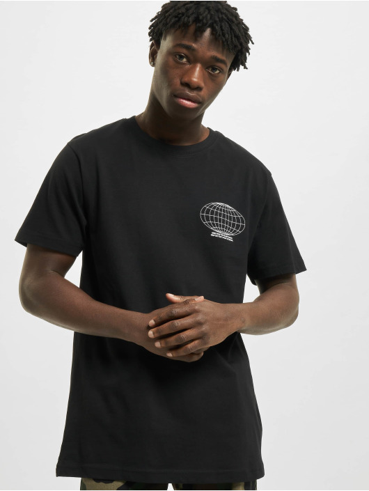 Mister Tee T-shirt Search For Paradise svart