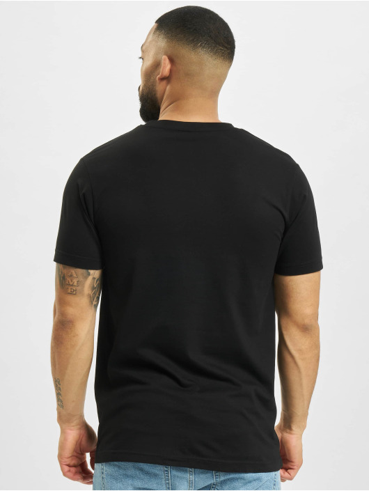 Mister Tee T-shirt Hail The King svart