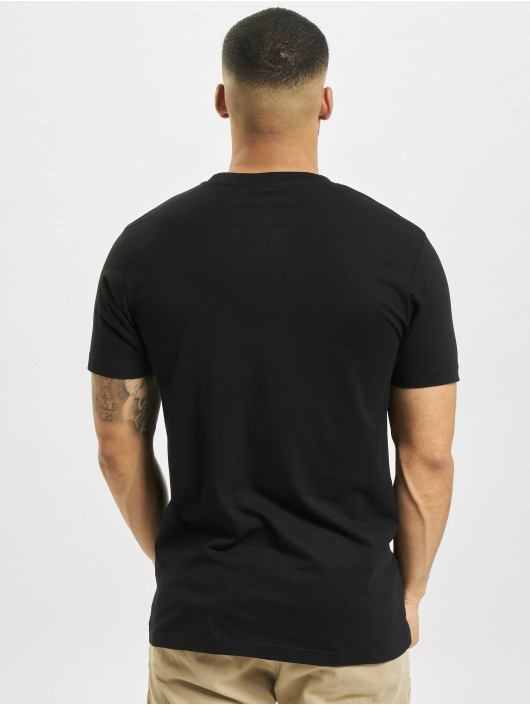 Mister Tee T-shirt I Come In Peace svart