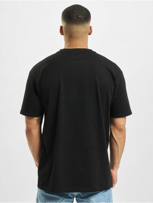 Mister Tee T-shirt Eat Lit Oversize svart