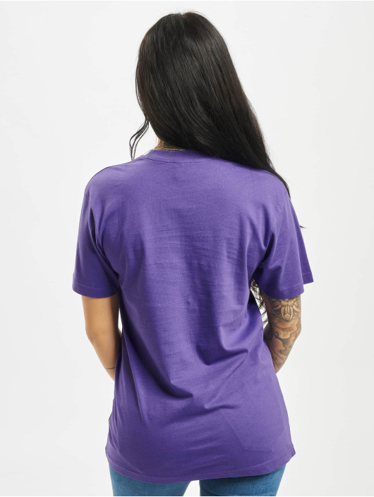 Mister Tee T-Shirt Born In The 80s violet