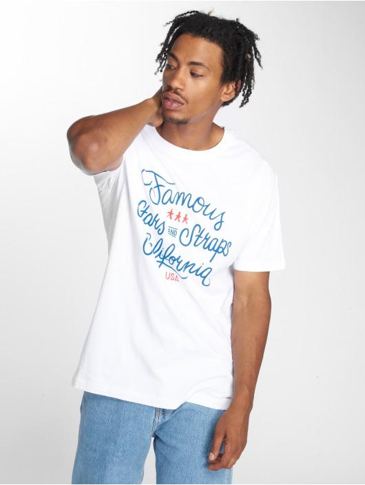 Mister Tee T-shirt Hometown vit