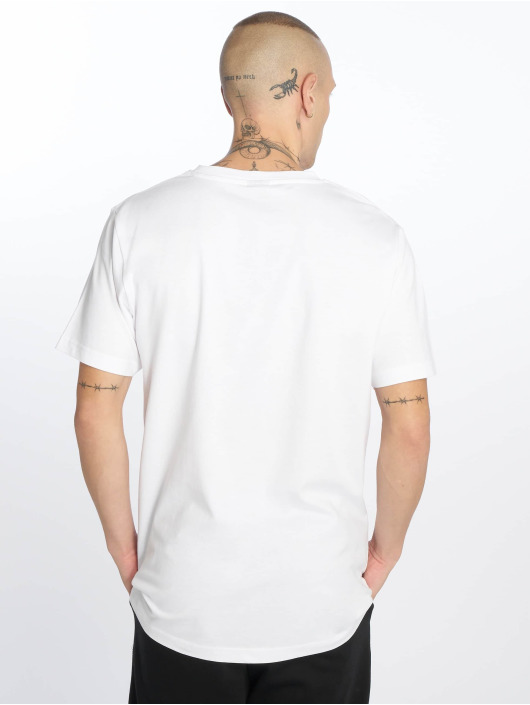 Mister Tee T-shirt Habibi Owl vit
