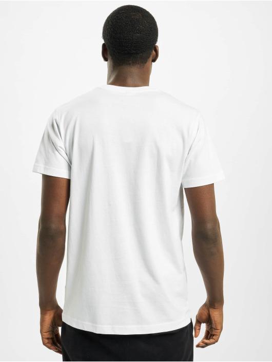 Mister Tee T-shirt Nasa Black-And-White Insignia vit