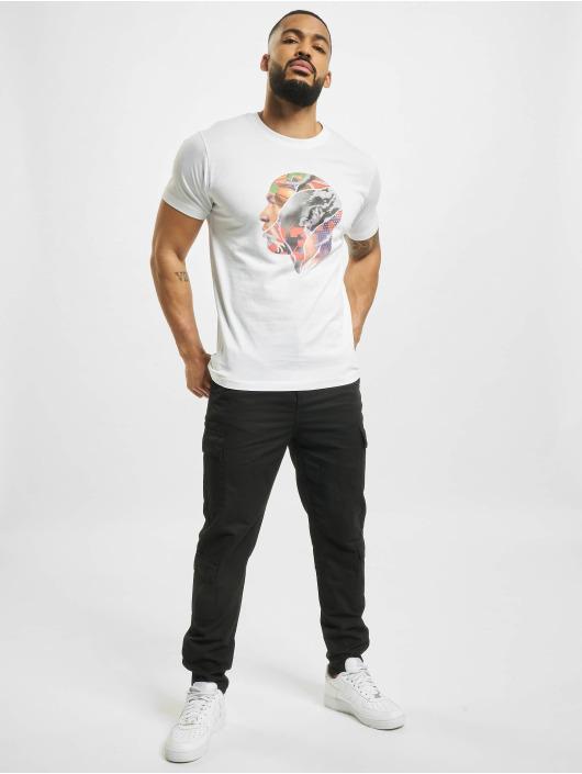 Mister Tee T-shirt Legend Head vit