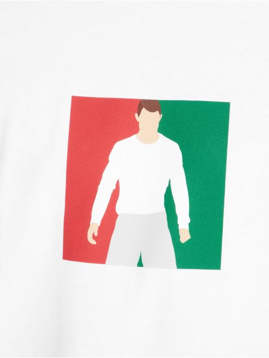 Mister Tee T-Shirt Rnld weiß