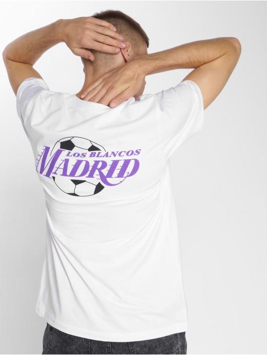 Mister Tee T-Shirt Mdrd weiß