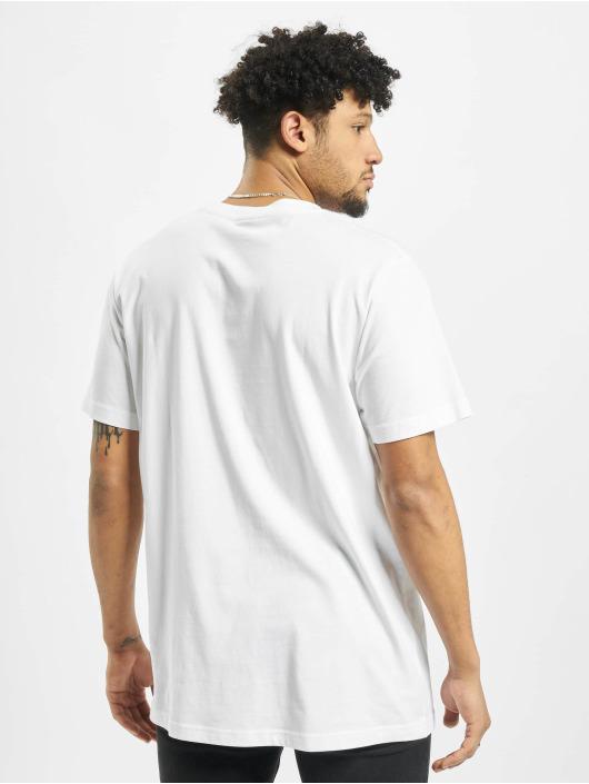 Mister Tee T-Shirt Senorita weiß