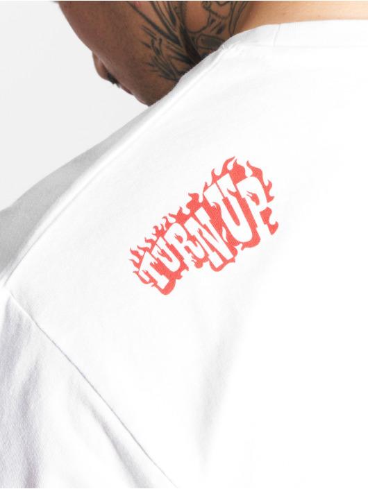 Mister Tee T-Shirt Stir Fry weiß