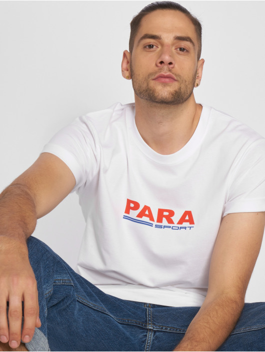 Mister Tee T-Shirt Para weiß