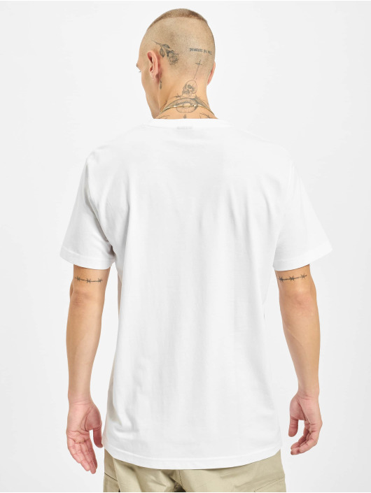 Mister Tee T-Shirt AS weiß
