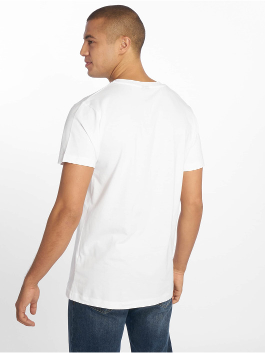 Mister Tee T-Shirt Snitch weiß