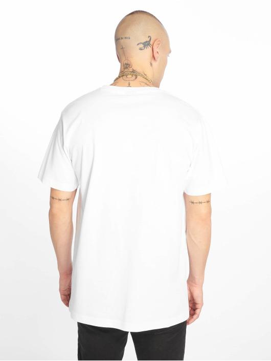 Mister Tee T-Shirt Boogle weiß