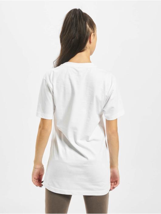 Mister Tee T-Shirt Camel weiß