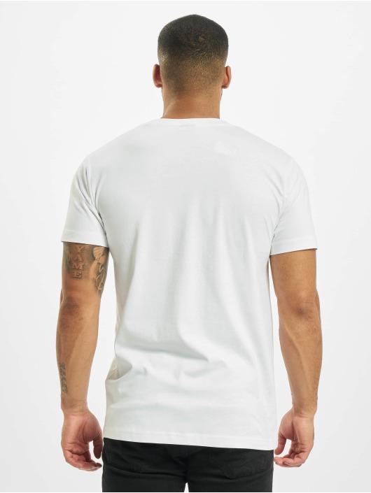 Mister Tee NASA Insignia Logo Flag Tee T-Shirt Homme