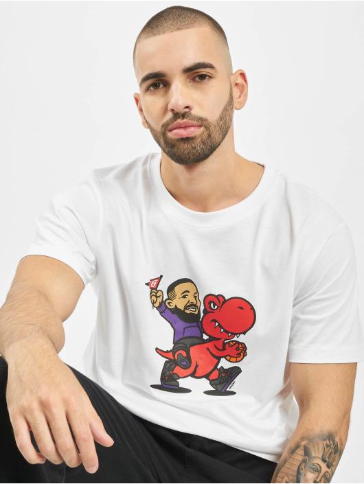 Mister Tee T-Shirt The Six weiß