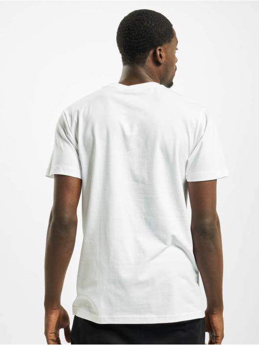 Mister Tee T-Shirt Believe weiß