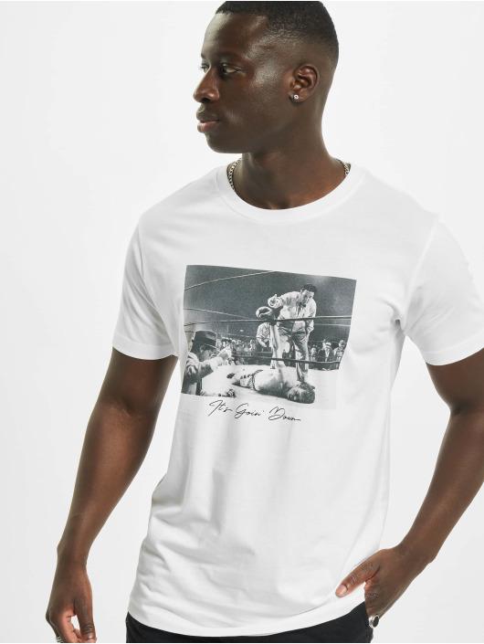 Mister Tee T-Shirt Going Down weiß