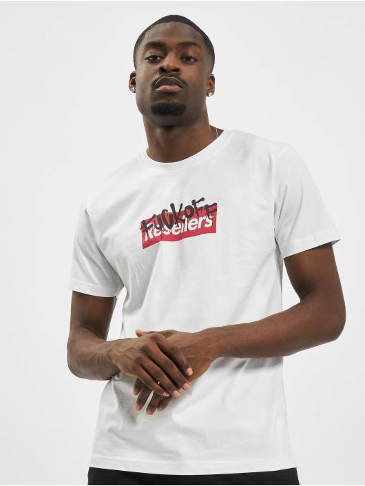Mister Tee T-Shirt Reseller weiß