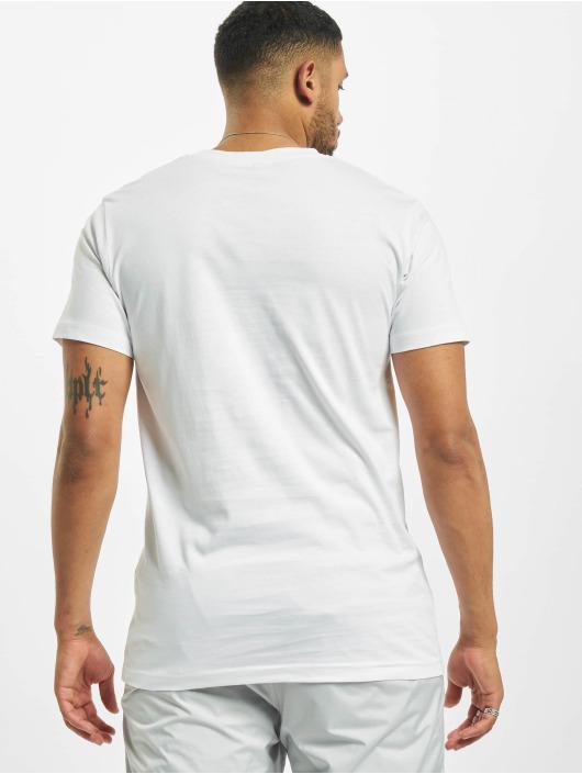 Mister Tee T-Shirt Don´t Wait Rose weiß
