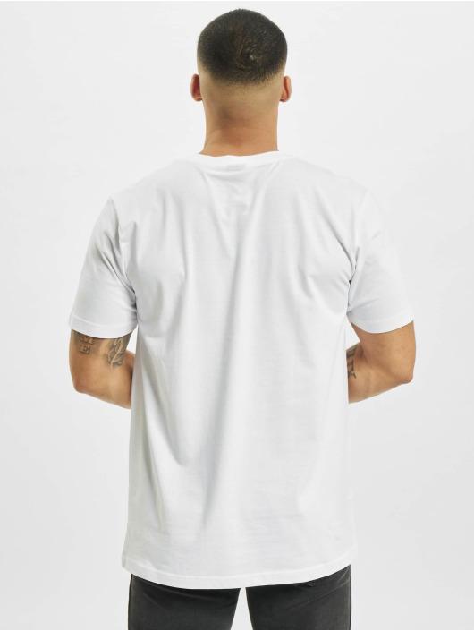 Mister Tee T-Shirt Sunday Definition weiß