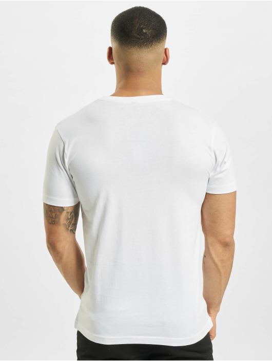 Mister Tee T-Shirt Legend Head weiß