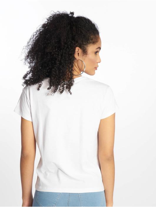Mister Tee T-Shirt Girl Power white