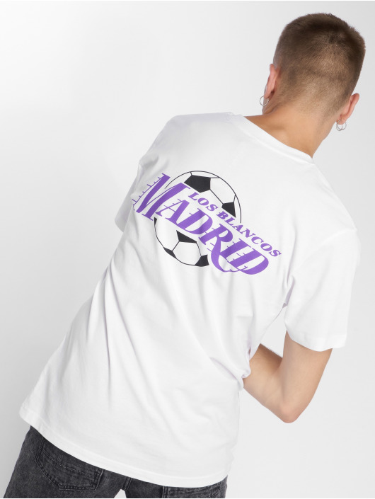 Mister Tee T-Shirt Mdrd white