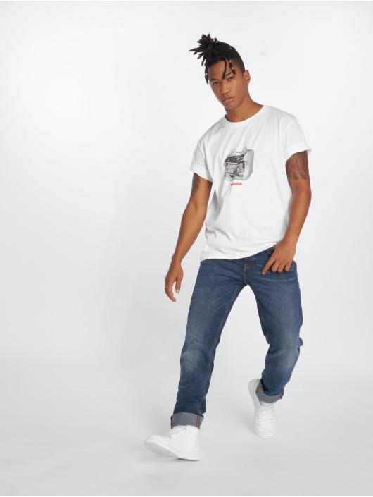 Mister Tee T-Shirt Cashcounter white