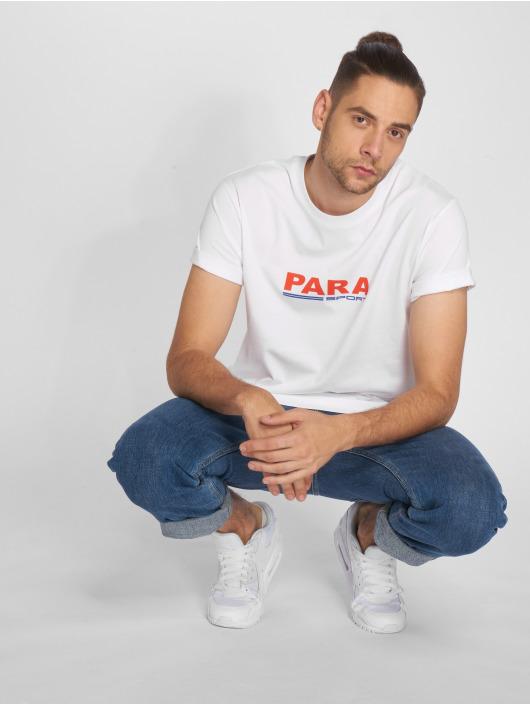 Mister Tee T-Shirt Para white