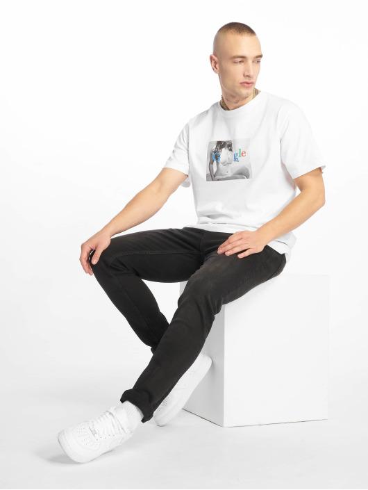 Mister Tee T-Shirt Boogle white