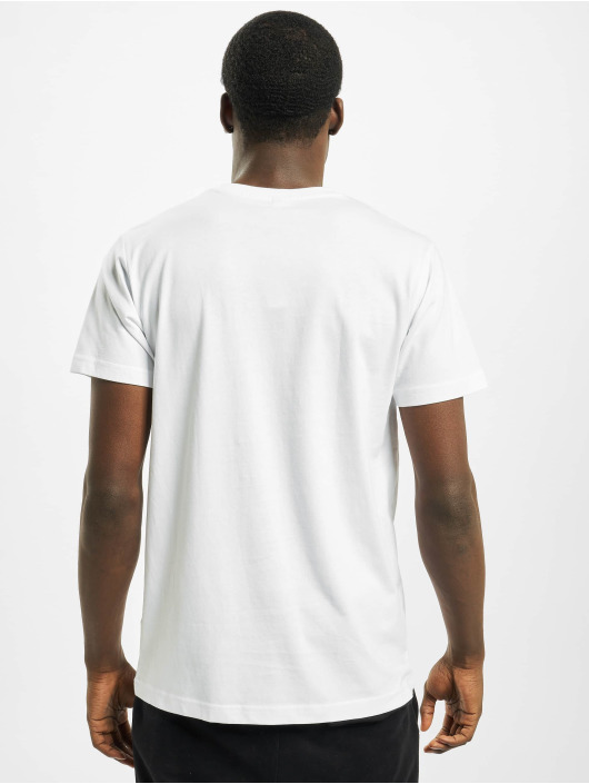 Mister Tee T-Shirt Nasa Black-And-White Insignia white