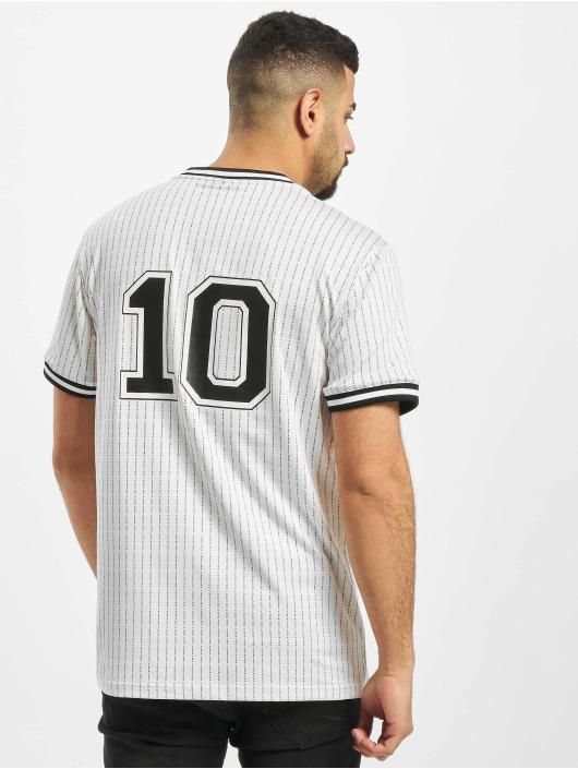 Mister Tee T-Shirt Fuckyou Jersey white