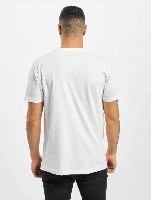 Mister Tee T-Shirt Blurry Off white