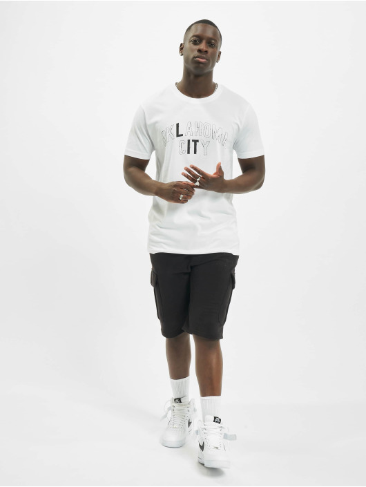 Mister Tee T-Shirt Lit City white
