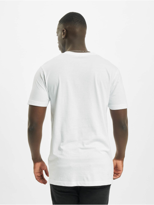 Mister Tee T-Shirt Stay Home white