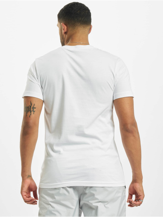 Mister Tee T-Shirt Toosie Slide white