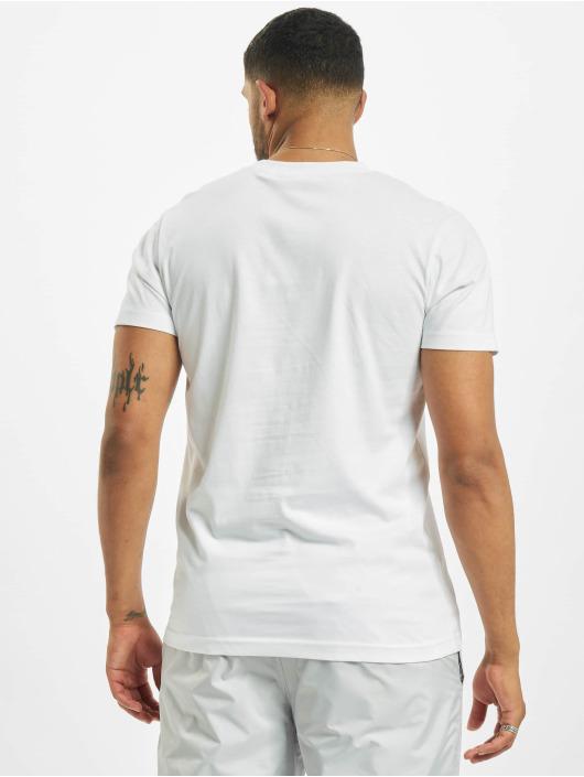 Mister Tee T-Shirt Bandana Box Pray white