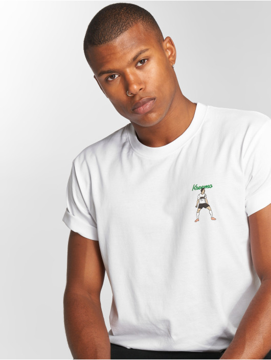 Mister Tee t-shirt Krautz wit