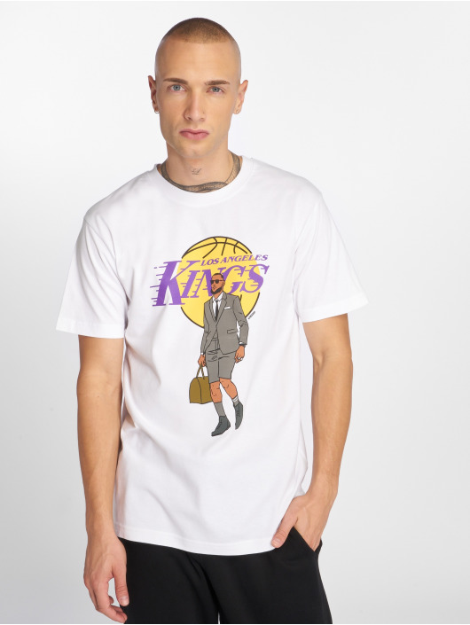 Mister Tee t-shirt Welcome To La wit