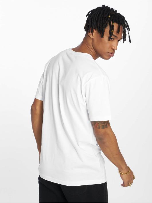 Mister Tee t-shirt Yalla Lion wit