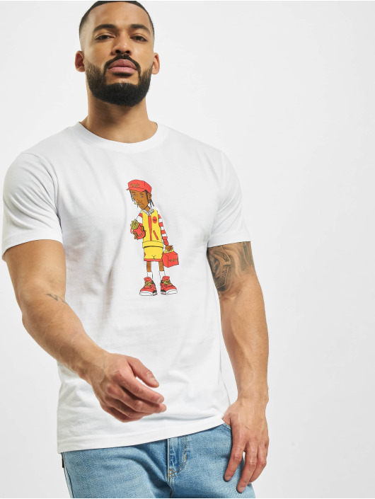 Mister Tee t-shirt Employee wit