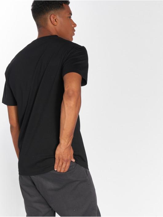 Mister Tee t-shirt Egalite zwart