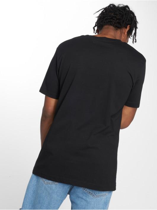 Mister Tee t-shirt Barbed zwart