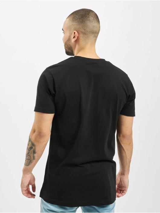 Mister Tee t-shirt No Party zwart
