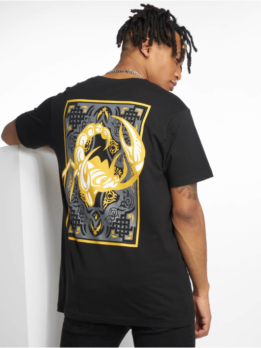 Mister Tee t-shirt Scorpion Of Arabia zwart