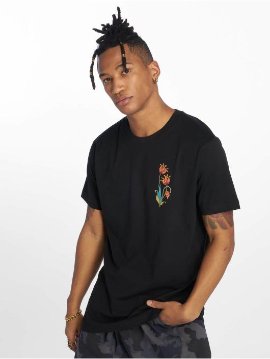 Mister Tee t-shirt Love & Respect zwart
