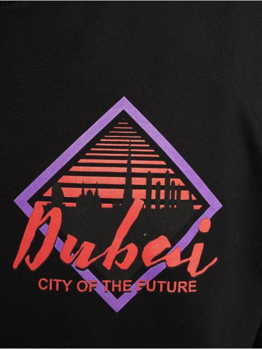 Mister Tee t-shirt City Of The Future zwart