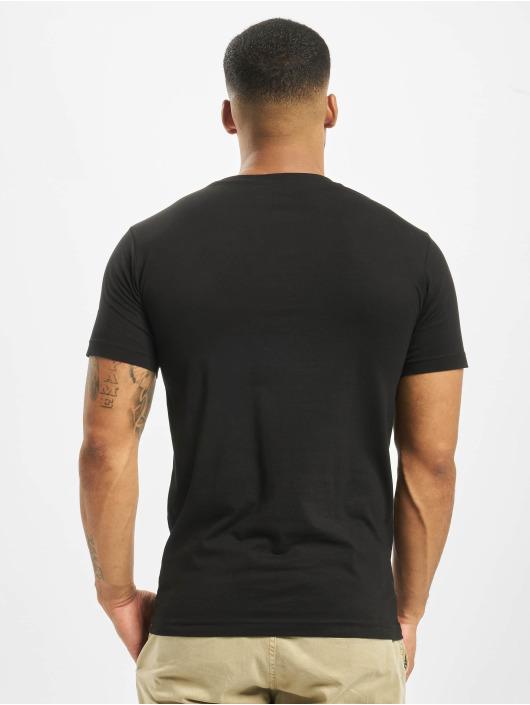 Mister Tee t-shirt Kiss Treats zwart